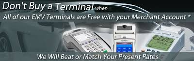EMV Terminal Are FREE By Global Merchant Services