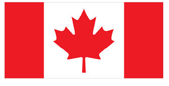 Canada Flag By Global Merchant Services